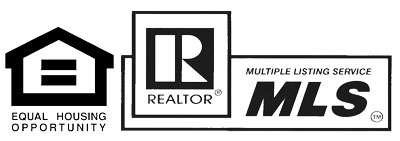 Equal Housing REALTOR® MLS logos.